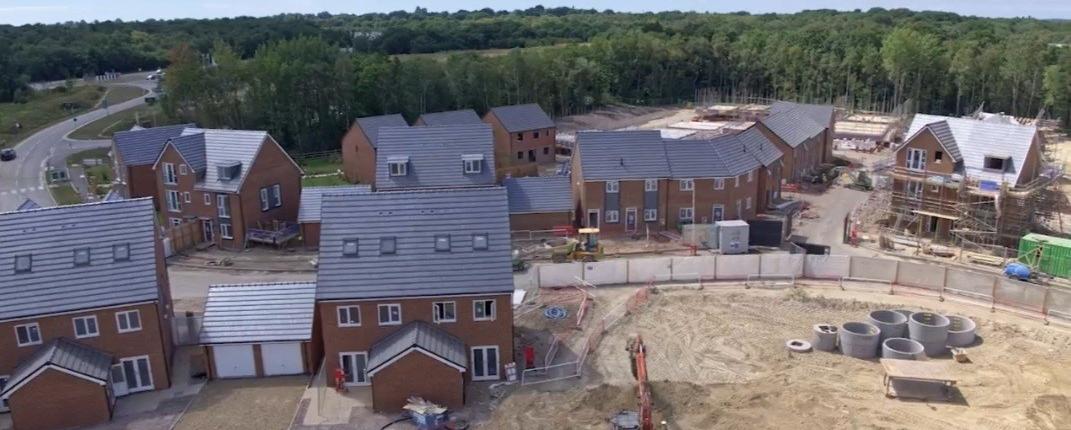 St Modwen New Homes - Copthorne